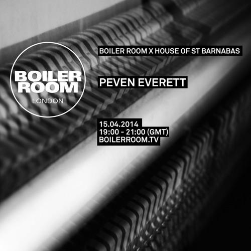 Peven Everett Boiler Room