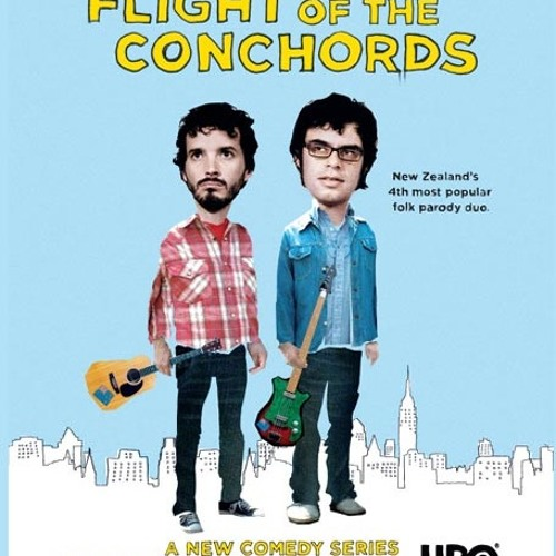 Flight of the Conchords - You're Beautiful 4-15-14