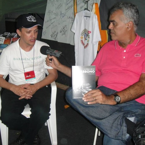 Exclusivo - Entrevista com Cristiano Deveras do Bar do Escritor