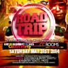 ROAD TRIP (R&B Vs Bashment Vs Soca) COACH PARTY PROMO MIX SAT MAY 31ST To KENT