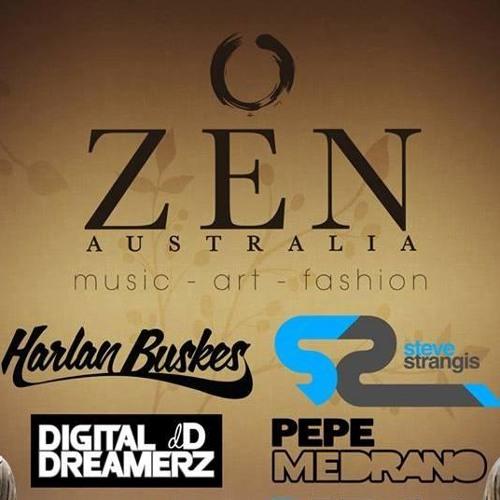 DigitalDreamerz Live Set @ Zen Australia Opening NIght
