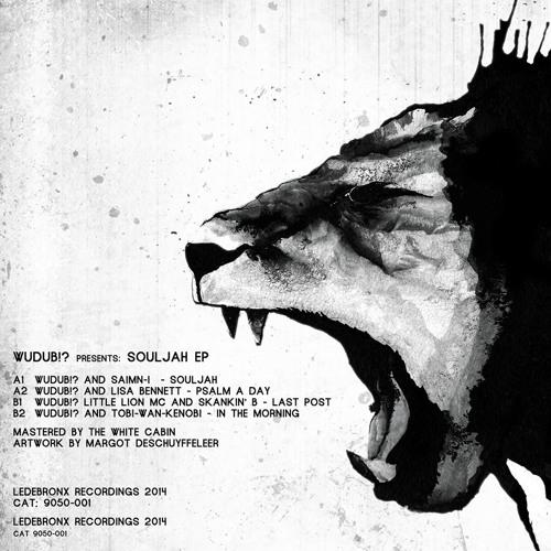 LEDEBRONX 9050 rec / WuduB!? vinyl 9050-001