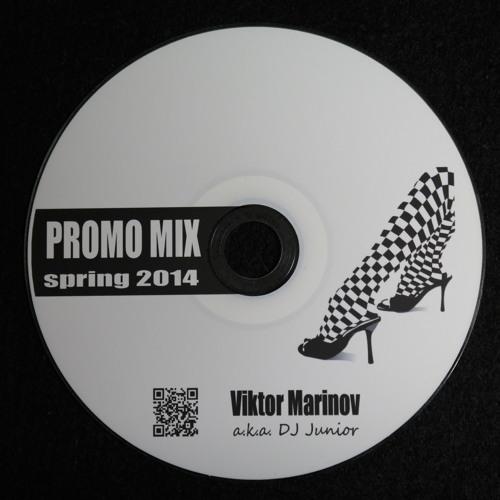 Viktor Marinov a.k.a. DJ Junior - Promo Mix Spring 2014
