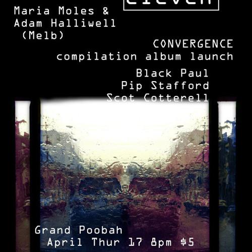 Black Paul live at SoundKlub 11 Convergence Launch - 17 April 2014