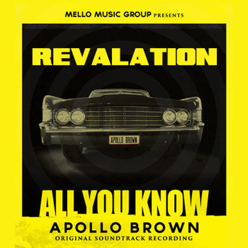 All You Know (beat By Apollo Brown)