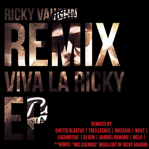 Ricky Vaughn - Jahan On Me.... (Gabriel Rowano Remix)