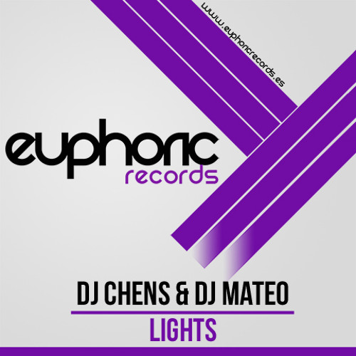 (EUPDI 083) DJ CHENS & DJ MATEO - LIGHTS (Ya a la venta) (Out Now)