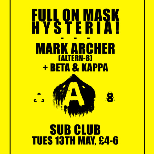 i AM Podcast.003 - Mark Archer (Altern-8)