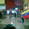 Protesta musical en el C.C. San Diego #19A