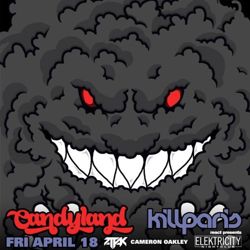 Live set from Candyland & Kill Paris @ Elektricity
