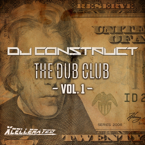 "DJ Construct - ""The Dub Club"" Vol. 1 (50 Track DnB Mix of Dubs)"