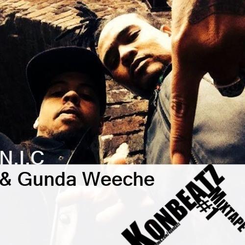 N.I.C & Gunda Weeche - Champagne Rain