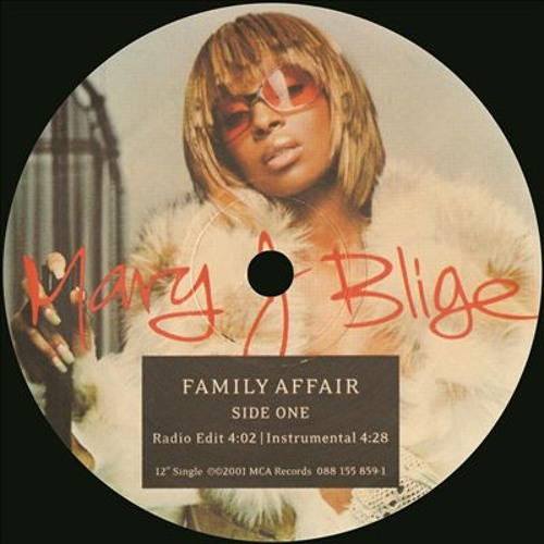 "Mary J Blige ""Family Affair"" Rundown & Shorterm Remix (Instrumental Via ""BUY"" button)"