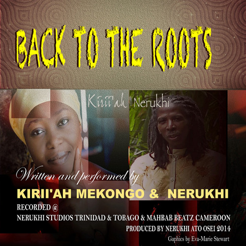 Back to the roots with Nerukhi Ato Osei