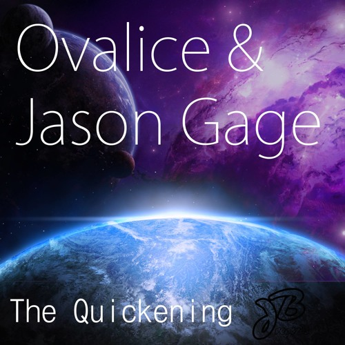 The Quickening (Original Mix) - Ovalice, Jason Gage [mastered][Preview cut]