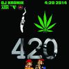 DJ Kronik: 420 Mix 2014