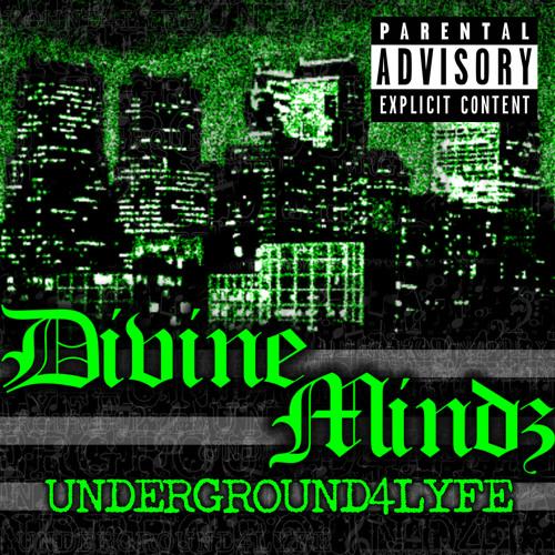 Divine Mindz - Too High ft. Skatterman