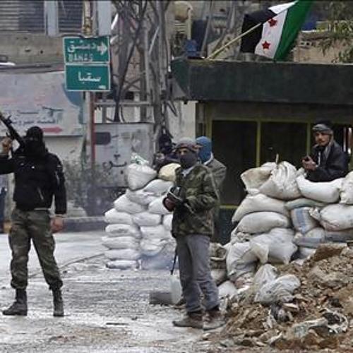 اخر التطورات الميدانية في دمشق وريفها مع الناطق باسم اتحاد تنسيقيات الثورة يوسف البستاني 20 4 2014