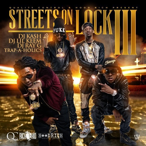 Migos - Pack Gone Missing ft. Wiz Khalifa, Chevy Woods & Rich The Kid (Streets On Lock 3)