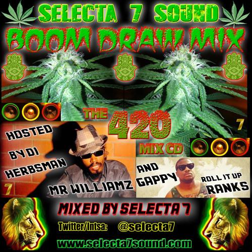 SELECTA 7 BOOM DRAW MIX