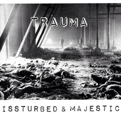 Majestics & Dissturbed - Trauma (prod. by blAkebeAtz)