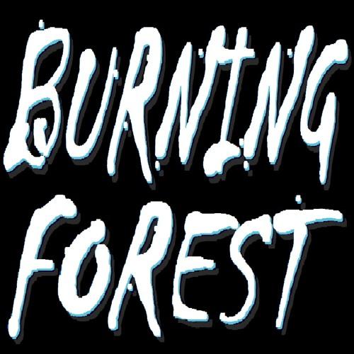 Burning Forest - The Rain