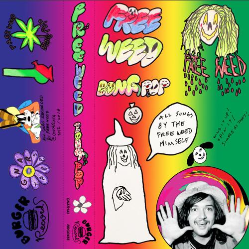 FREE WEED - Marijuana (feat. Colleen Green)