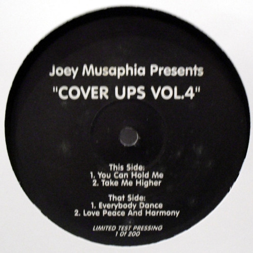Joey Musaphia - Love Peace & Harmony (Cover Ups Vol 4)