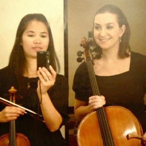 Live Recording: Cello and Violin (Kerry DuWors & Rachel Pomedli)