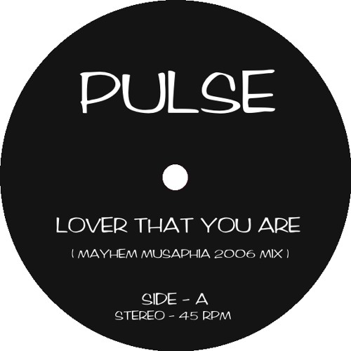 Pulse - The Lover That You Are (Joey Musaphia & Martin Ikin Vocal Mix)