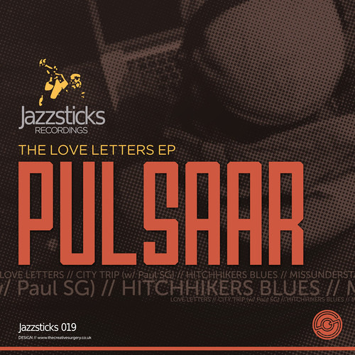 Pulsaar - Hitchhikers Blues - (Love Letters EP -Jazzsticks019)