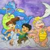 dragon tales-dub step