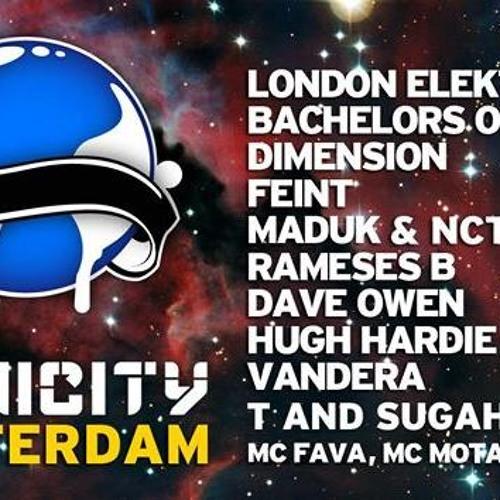 Vandera Mix 12: Live at Liquicity