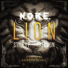"""N.O.R.E -""""Lion"""" feat. Styles P, Raekwon prod. by Hazardis Soundz"""