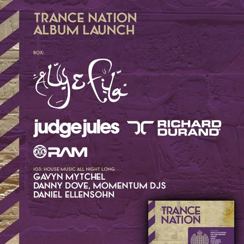 Aly And Fila - Live At Ministry Of Sound London (18 - 04 - 2014)