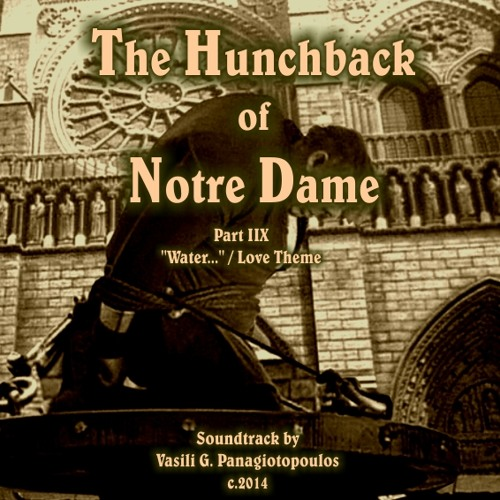 "The Hunchback of Notre Dame / ""Flogging and Pillorying"" - ""Water""  (Please, read text inside)"