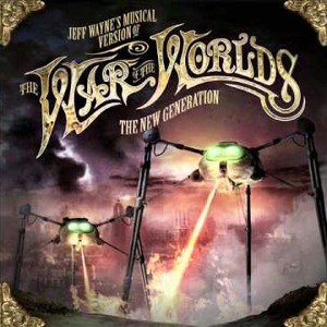 Jeff Wayne's WAR OF THE WORLDS - The Eve Of The War (cover) להורדה