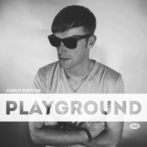 Studio Brussel - Playground - Carlo Ruetz