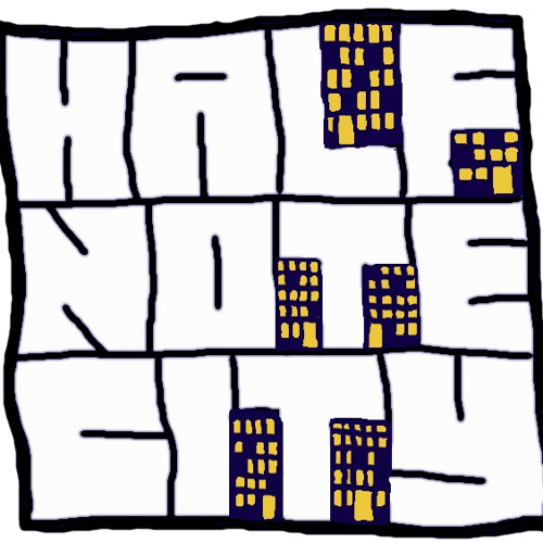 Half Note City - Roadie EP 2012