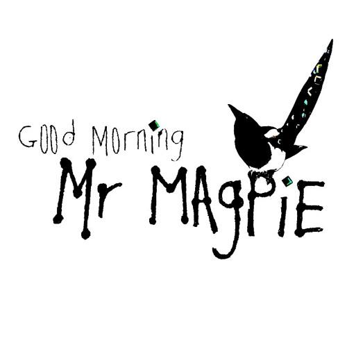 Good morning Mister Magpie...Happy Birdie Mix