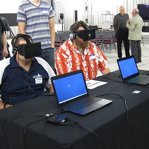 Is virtual reality the future?