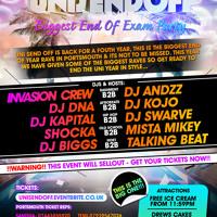 UniSendOff Newschool Hip Hop by dj_kapital