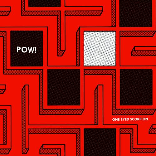POW! - One Eyed Scorpion