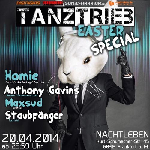 @ Tanztrieb - Ostersonntag Special 20.04.14