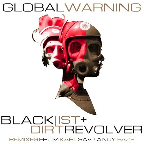 GLOBAL - DIRT REVOLVER & BLACKLIST - #1 ON HTFR DIGITAL! - BOX SET RECORDS