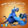 RIO 2 - What Is Love (Music Video) [HD] - Janelle Monáe