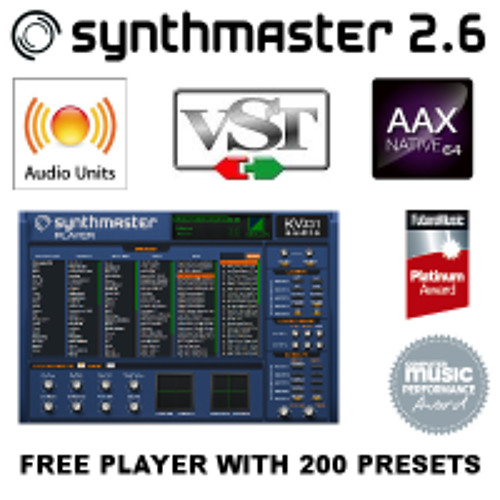 SynthMaster Expansions