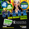 THE S*P*A*N*K NORWICH COCKTAIL LOUNGE MIX - CLASSIC R'N'B & HIP HOP (BY DJ MR BURNZ) mp3