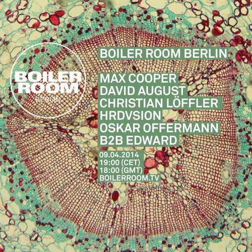 Max Cooper Boiler Room Berlin DJ Set