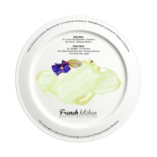 B1 - Moggli - La Llorona (Various Artists RECIPE No. 3 Label - French Kitchen / FK0003)